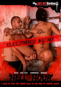 Hell Hour: Electrified Agony DVDR (NC)