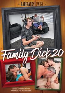 Family Dick 20 DVD (S)