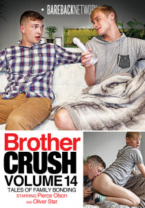 Brother Crush 14 DVD (S)