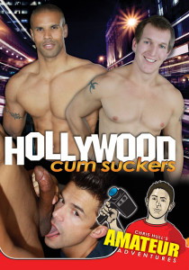 Hollywood Cum Suckers DVDR (NC)