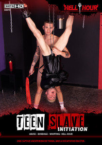 Hell Hour: Teen Slave Initiation DVDR (NC)