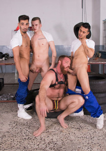Streched Out! Scene 1 DOWNLOAD