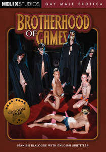 Brotherhood of Games DVD