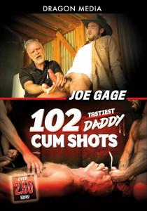 Joe Gage: 102 Tastiest Daddy Cum Shots DVD