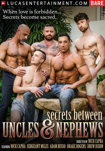 Secrets Between Uncles & Nephews DVD