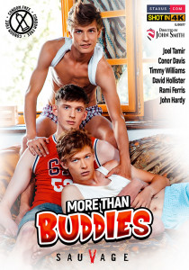 More Than Buddies DVDR (NC)