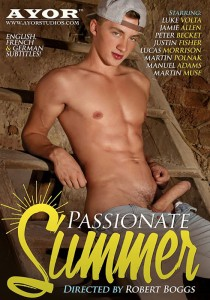 Passionate Summer DVD