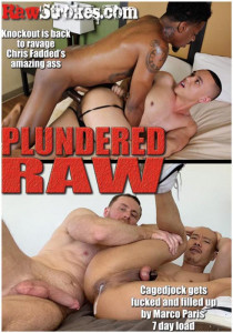 Plundered Raw DVD