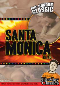 Santa Monica Blvd DVD (NC)