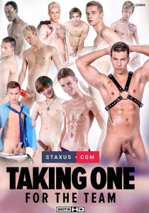 Taking One For The Team (Staxus) DVDR (NC)
