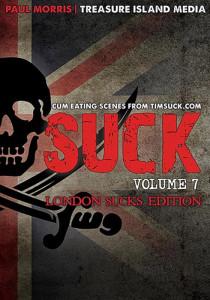 Suck Volume 7: London Sucks DVD