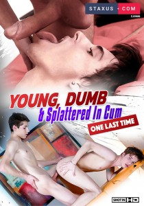 Young, Dumb & Splattered in Cum (One Last Time!) DVDR